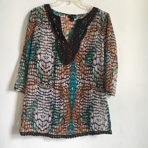 EAST 5TH BLOUSE SIZE M